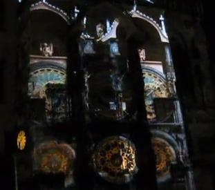 Prague Clock 600th anniversary